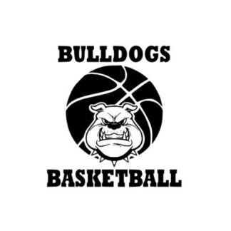 Bulldogs Basketball svg, Basketball images, Basketball design, cutting file, svg, dxf, eps, Cricut Design Space, Cameo Silhouette Studio