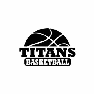 Titans Basketball svg, Titans svg, Titans svg cricut, Basketball svg