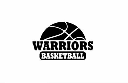 Warriors basketball svg, Warriors svg, Warriors svg cricut, Basketball svg